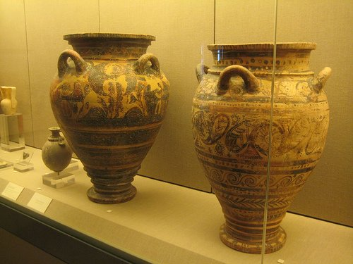 108-archaeological museum fira